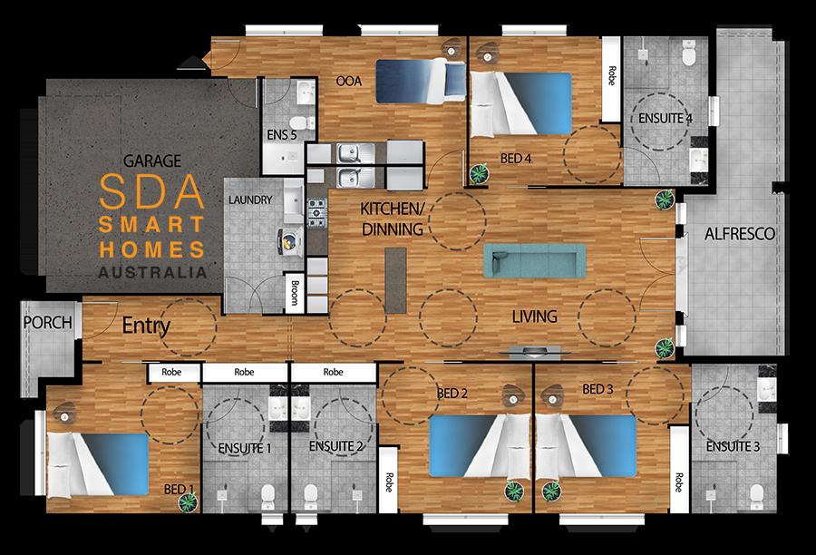 SDA Smart Home